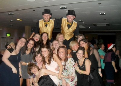 Barton Grange Xmas Party 2012